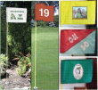 Backyard Golf Flag Sets