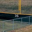 Outfield Fence Caps / Signs