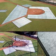 Batting Practice Turf Blankets