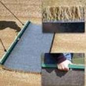 Fairway Drag Mat- 6' x 4'