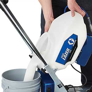 Graco S90 FieldLazer  and Paint Combo (This Item Ships Free)