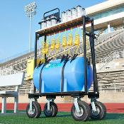 Sports Cool Power Tanker w/ Cart (35gal) (This item ships Free)