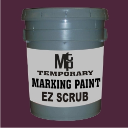 Temporary Turf Paint- Maroon/5 Gal. Container
