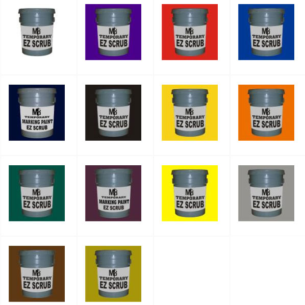 Temporary Turf Paint 5 Gal. (14 colors)