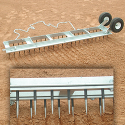 Diamond Digger Field Groomer