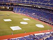 Complete Infield Kit with Square Base Covers
