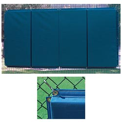 Folding Backstop Padding
