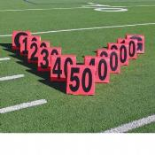 Day/Night Sideline Markers-11 pc Set