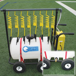 Sports Cool Power Tanker Amp Cart 8 Drinking Stations Free