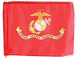 Marine Corps Golf Flag