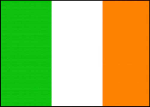 Irish Flag (This item ships Free)