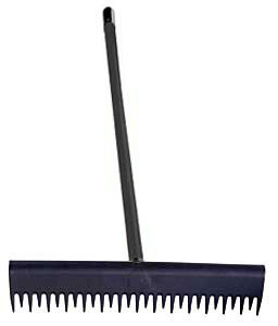 SmartComb Rake choice of handle (Single Piece)