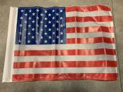 American Golf Flag- for Flagstick