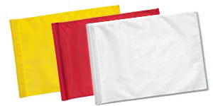 Plain Flags Nylon-200 Denier