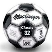 MacGregor Classic Soccer Ball- Size 3
