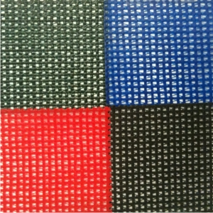 PolyMesh- 80% Block, Color Coated Polyester Scrim Windscreen
